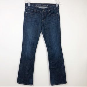Citizens of Humanity Dita Petite Bootleg Jeans 28